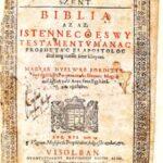 Vizsolyi Biblia