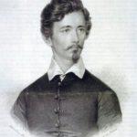 Petőfi Sándor portréja (Barabás Miklós)